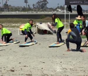 San Diego Surf